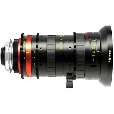 Angenieux Style 16-40 T2.8 EF Mount Zoom Lens