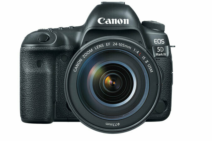 Canon 5D Mark IV Kit w/C-Log