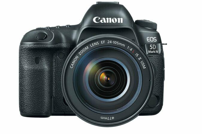 Canon 5D Mark IV Kit w/C-Log