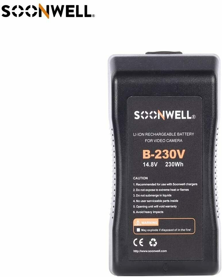 SoonWell 230 V-Mount