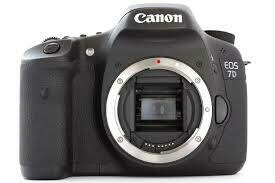 Canon 7D DSLR Camera Package