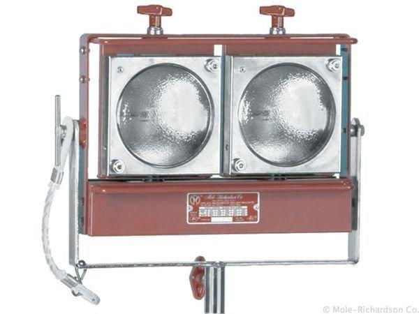 2-Light Molefay (1300W) Dichroic