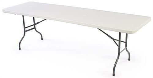 8' Folding Table
