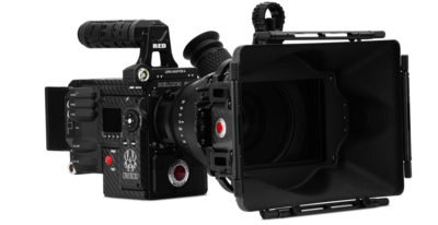 RED Weapon 8K S35 Helium Package