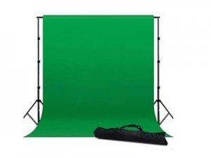12' x 12' Greenscreen