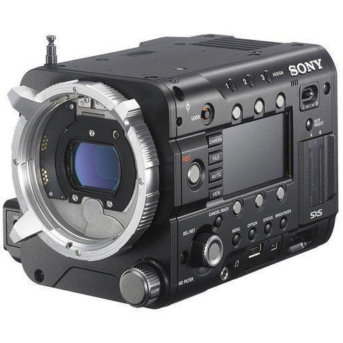 Sony F55 4K Cinema Camera Package