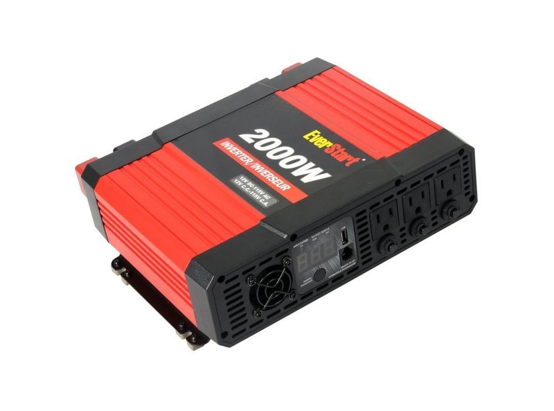 2000W Inverter w/ Battery Pack