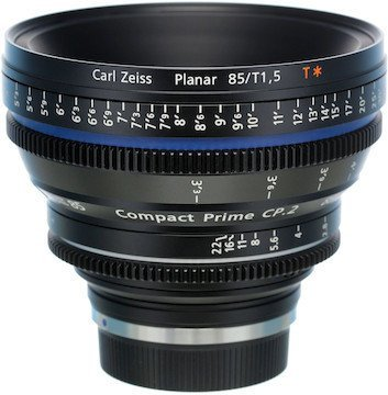 Zeiss 85mm T1.5 PL Mount