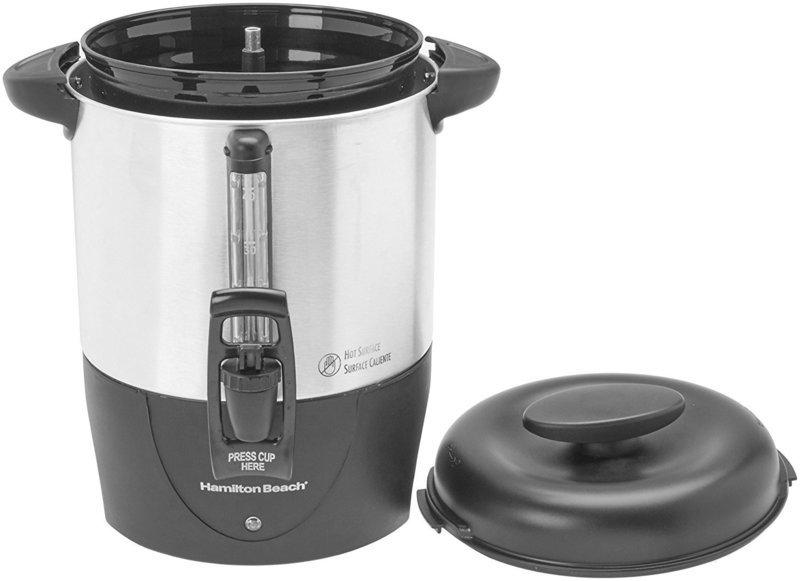 Dispensing Coffee Urn - 40 cup capacity