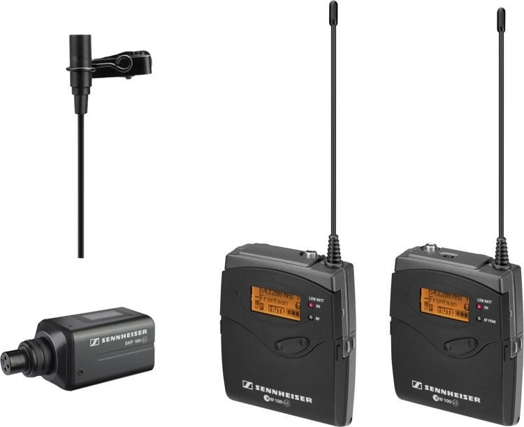 Sennheiser EW 100 ENG G3 Wireless Kit w/ SKP 100