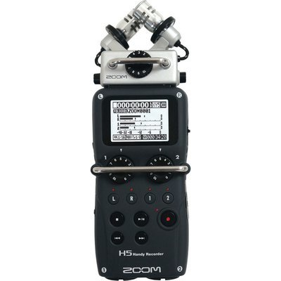 Zoom H5N Field Recorder