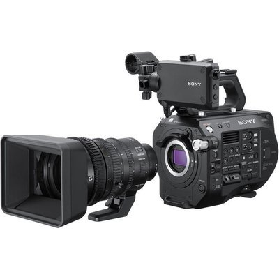 Sony PXW FS7 Mark II Package w/ Lens