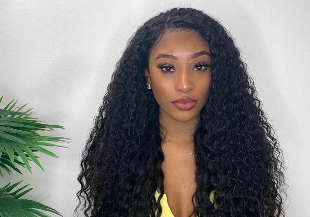 Full Lace Italian Curly Wigs