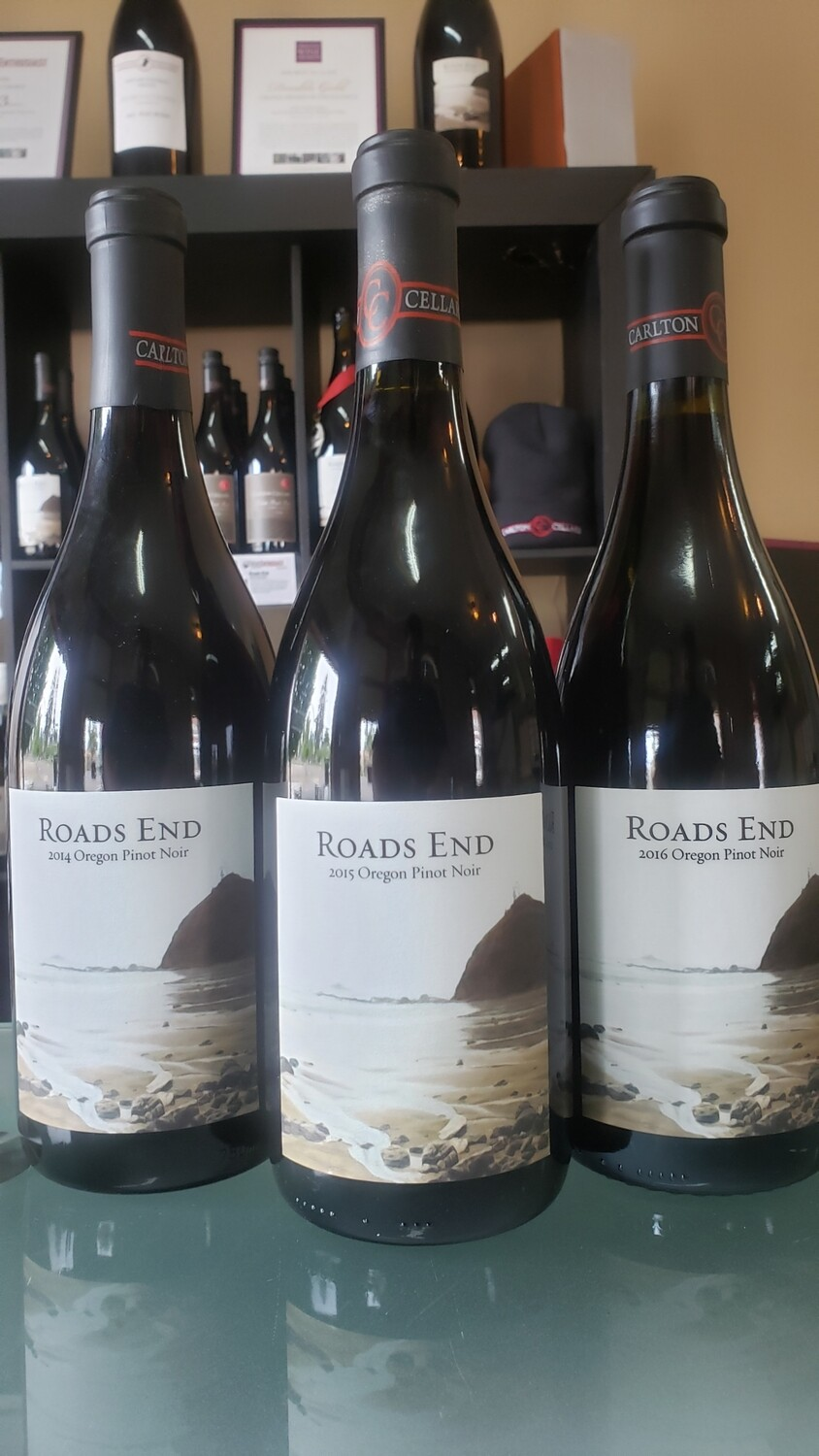 2014-16 ROADS END VERTICAL