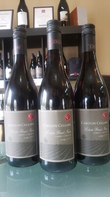 2015-17 ESTATE PINOT NOIR VERTICAL