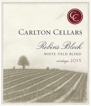 2015 Robin's Block White Field Blend