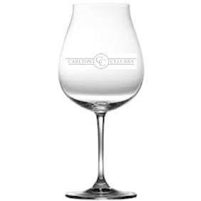 Reidel Logo Glass