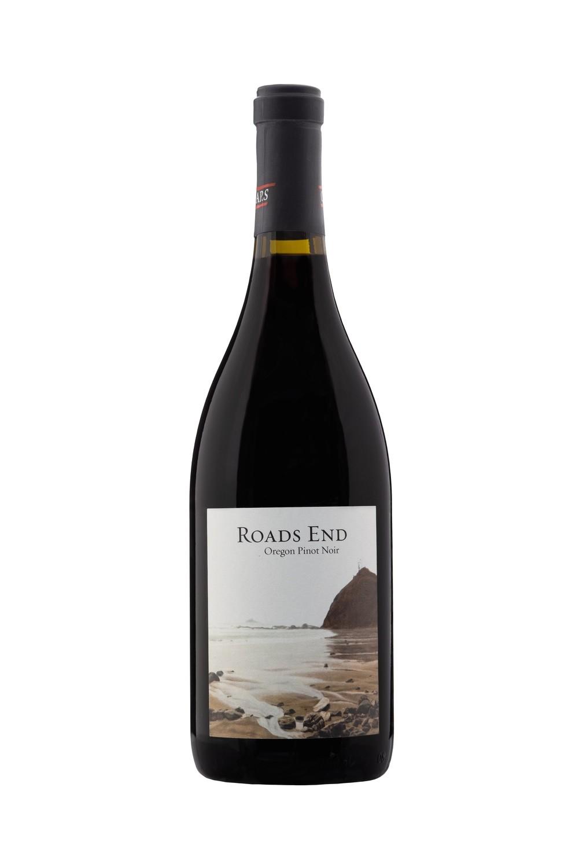 2014 Roads End Pinot Noir