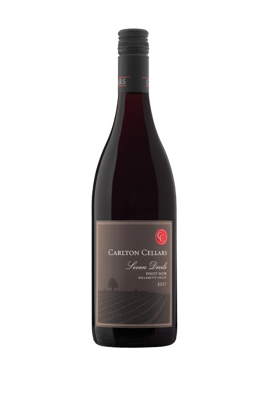 2018 Seven Devils Pinot Noir