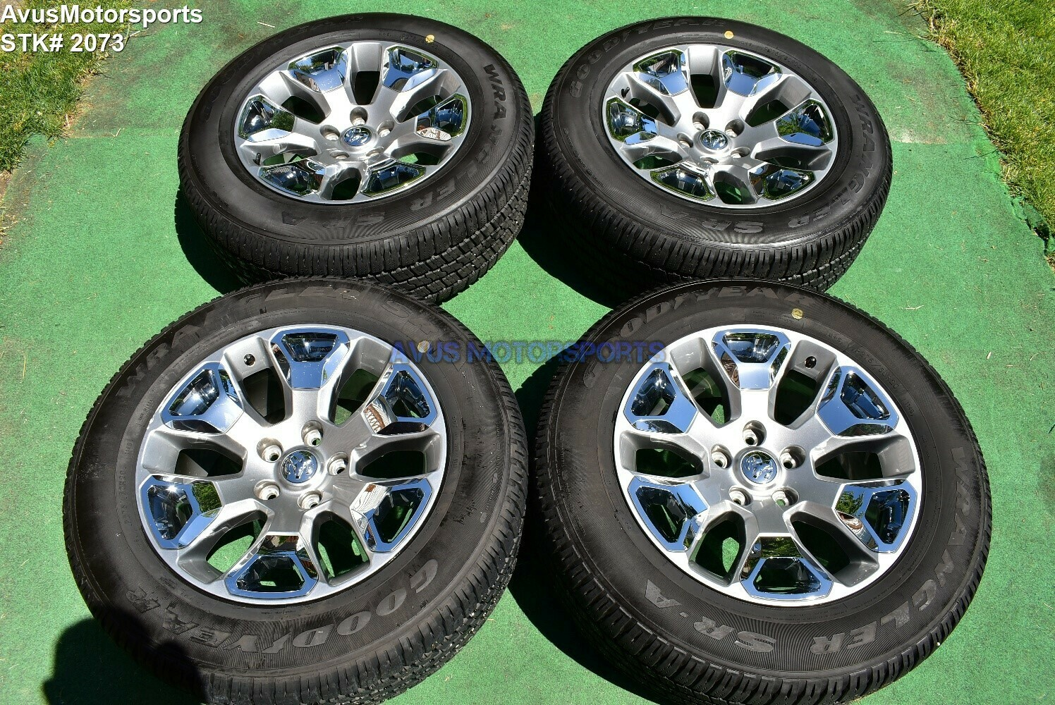 "20"" Dodge Ram 1500 LIMITED OEM Factory Wheels Tires 2016 2015 Classic TPMS"