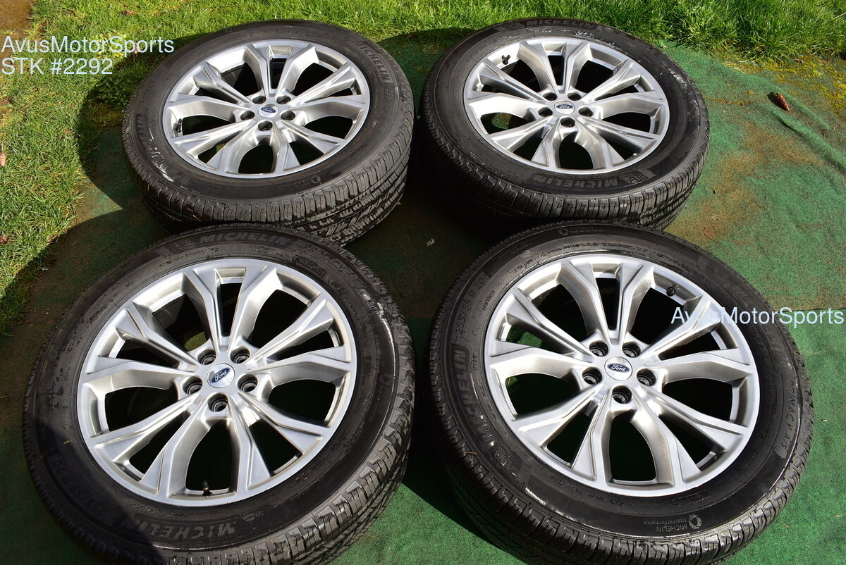 "Ford Explorer 20"" OEM Factory Wheels XLT Ranger Sport Trac Mountaineer 2020"