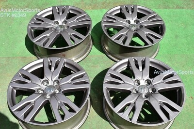 "20"" Honda Pilot Touring OEM Factory Wheels Ridgeline Passport MDX TL  2019 2020"