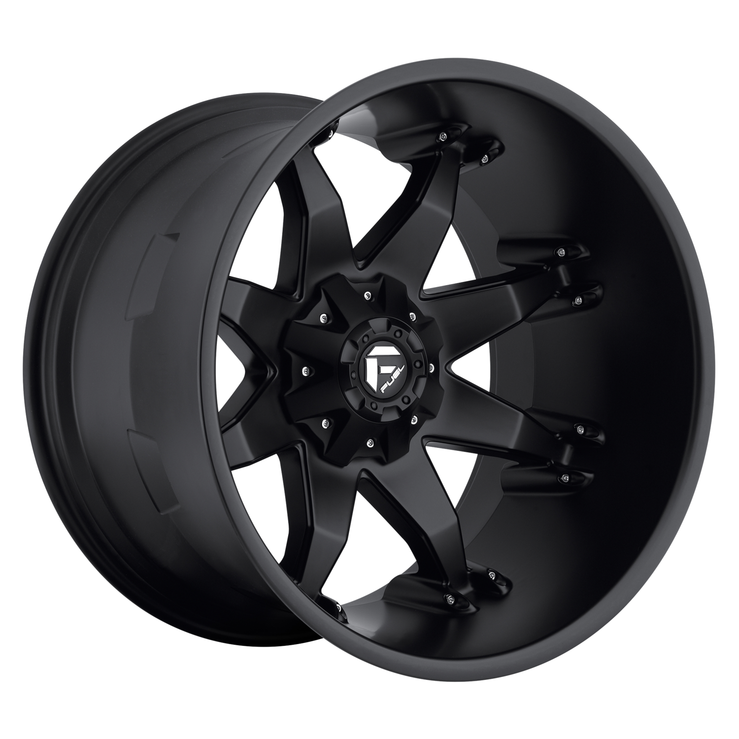 FUEL 1PC OCTANE MATTE BLACK