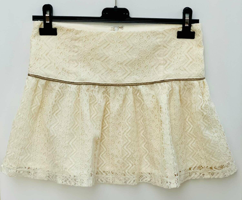 """Mini falda de encaje """"SARITA"""""""