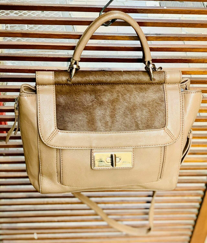 Bolso mini maletín Nine West