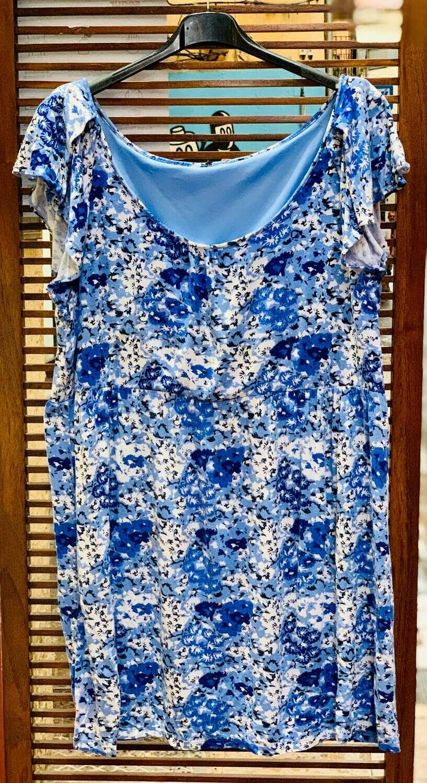 """Vestido florecitas """"POMPI"""" (TG)"""