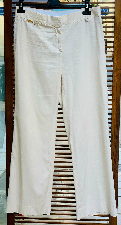 Pantalon recto CAROLINA HERRERA