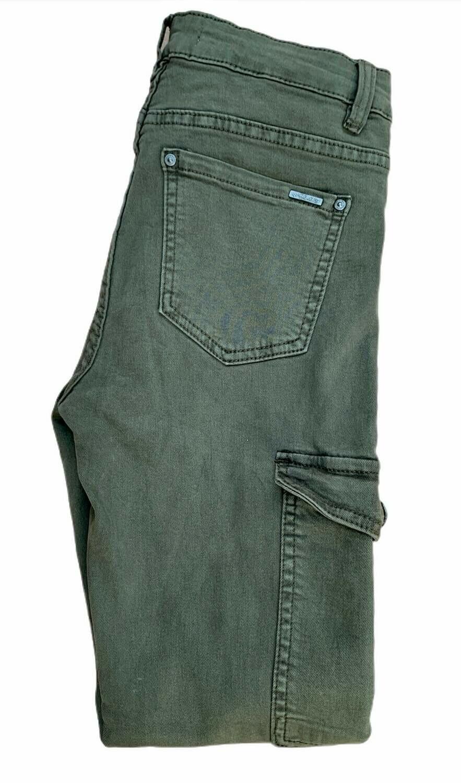 """Pantalon cargo elastizado """"SAMAY"""""""