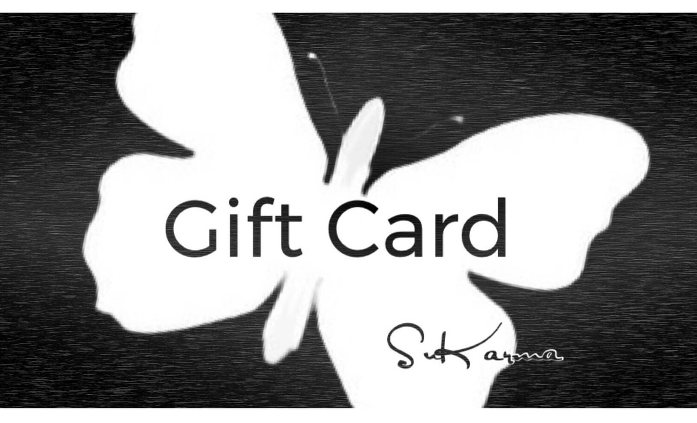 *** Tarjeta regalo / GIFT CARD ***