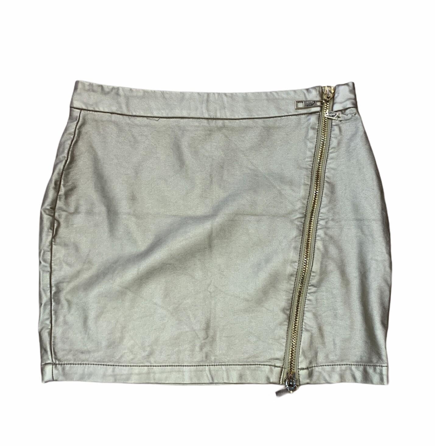 """Mini falda de eco-piel """"JOSH V"""""""