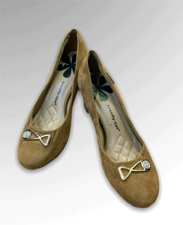 """Zapatos de tacón ancho """"TRENDY-TOO"""" T40"""
