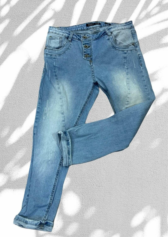 Pantalón baggy fit elástico T40