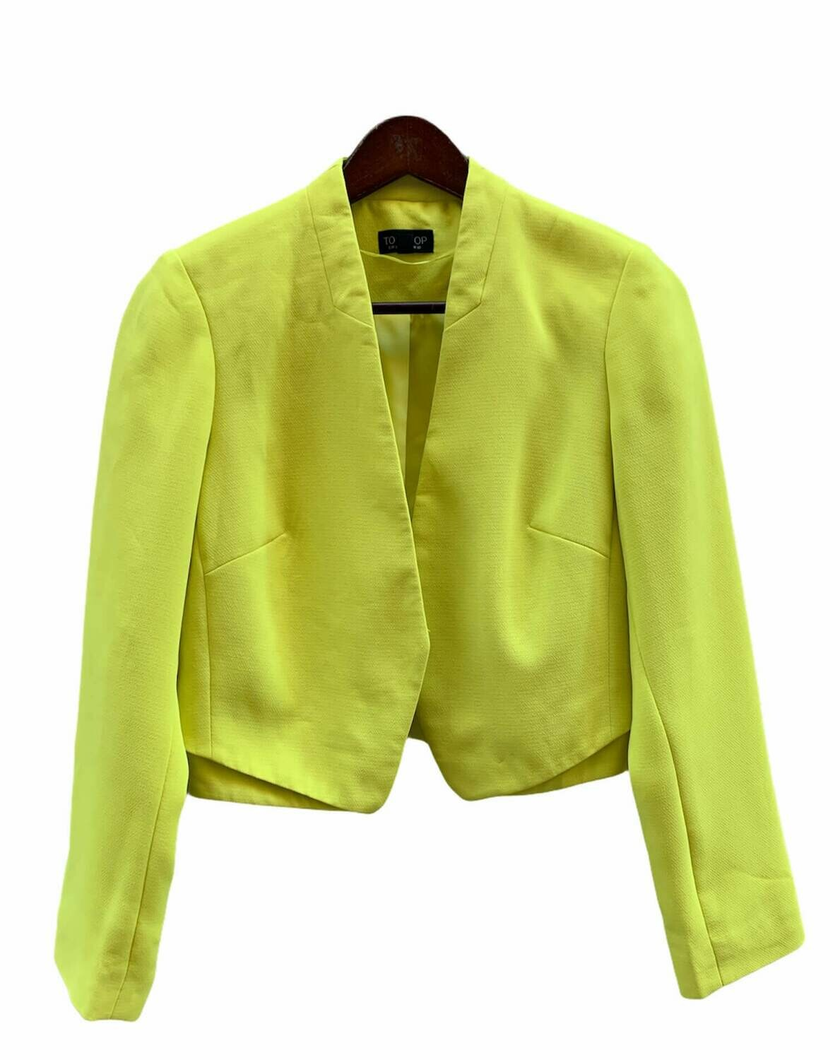 "Chaqueta torerita ""TOP SHOP"""