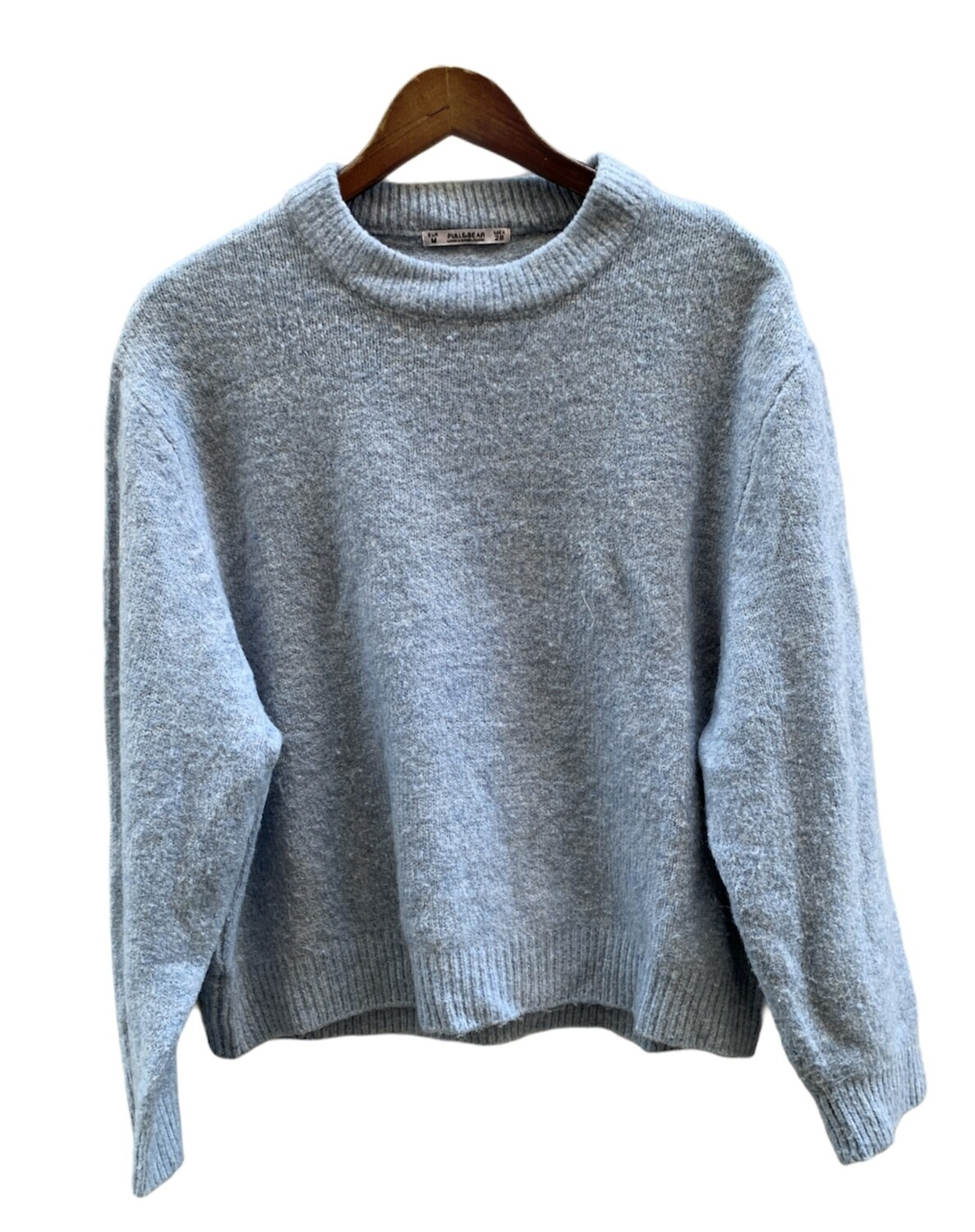 "Sweater abrigago basic ""PULL&BEAR"""