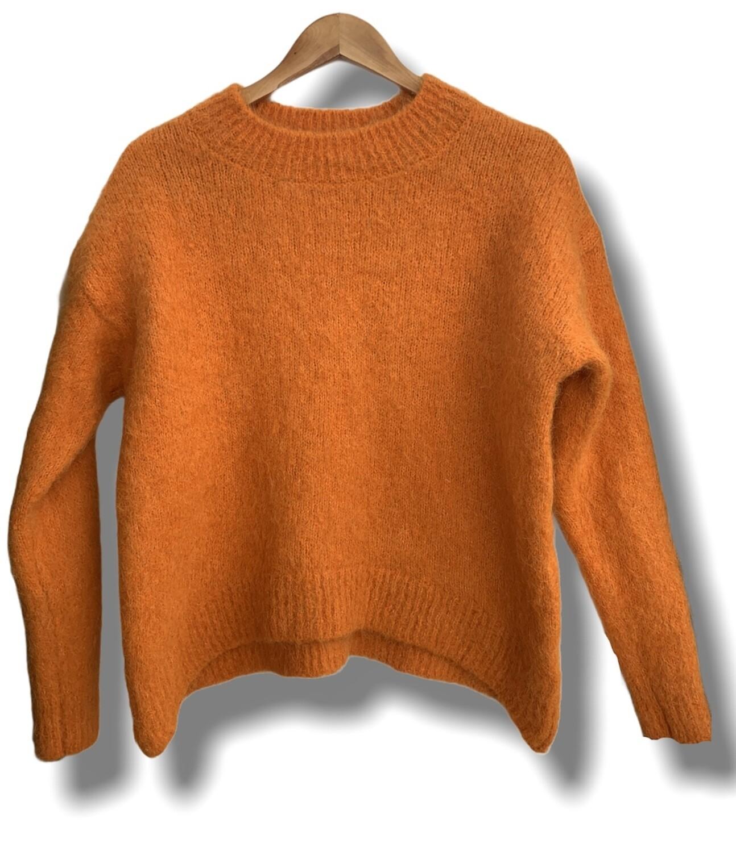 Sweater básico súper abrigado