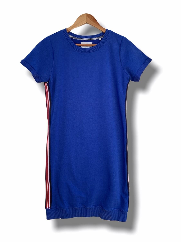Vestido deportivo de manga  corta