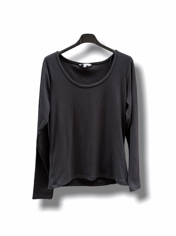 Camiseta de manga larga básica