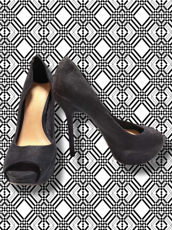 Peep toes BERSHKA T36