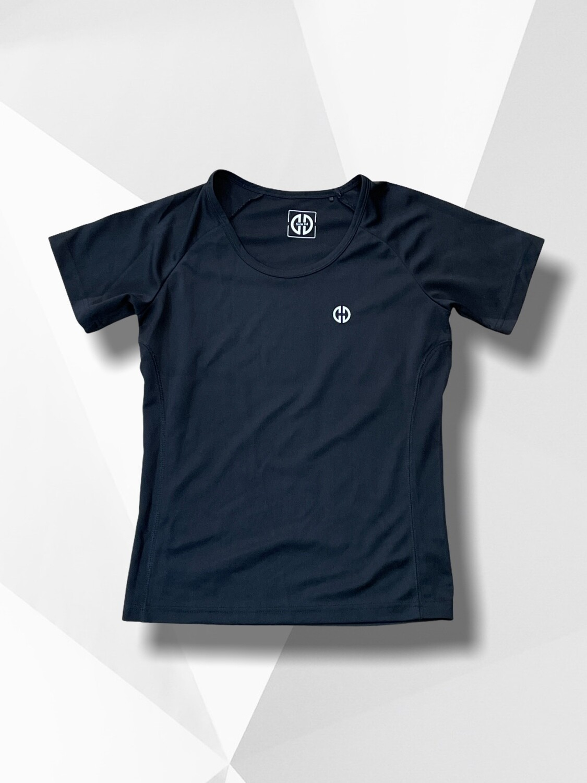 **SPORT** Camiseta deportiva básica negra