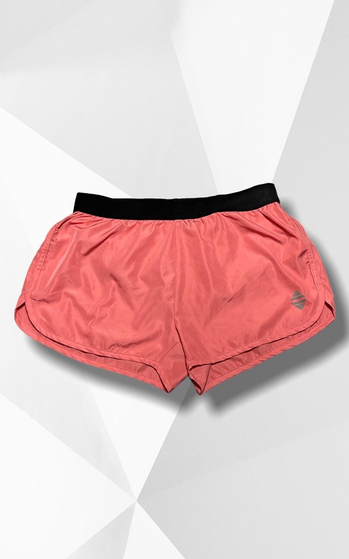 **SPORT** Short deportivo color coral