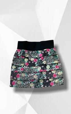 *NEW** Falda a la cintura con volantitos