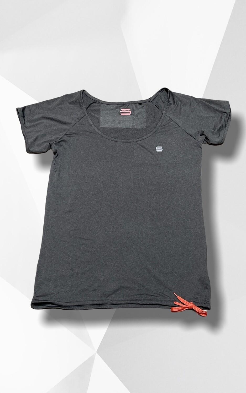 **SPORT** Camiseta deportiva con cordón en la cintura