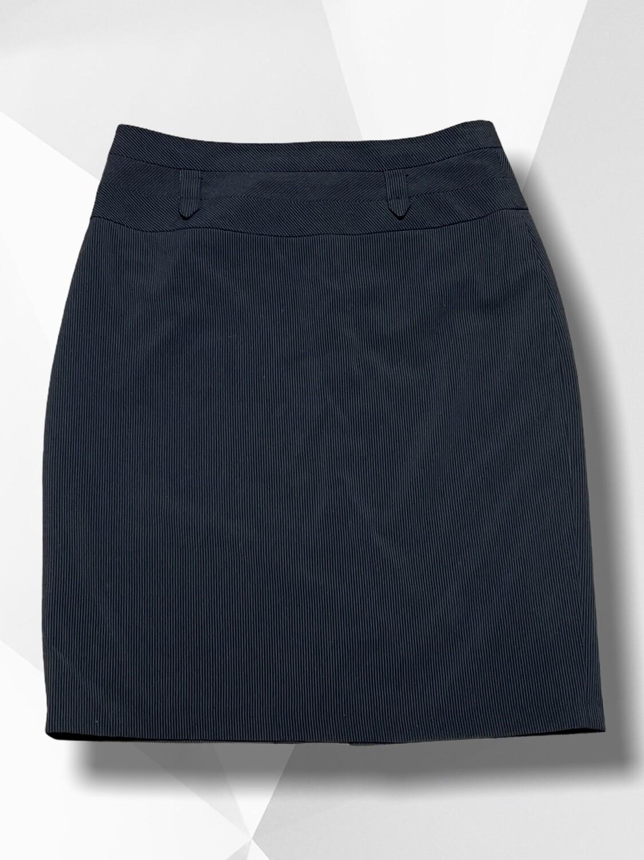 Falda de vestir a la cintura