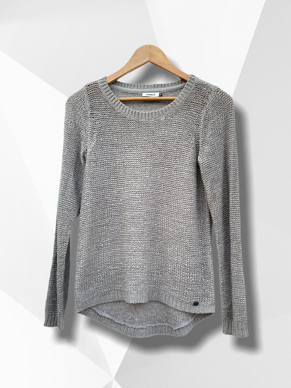 Sweater de hilo básico ONLY
