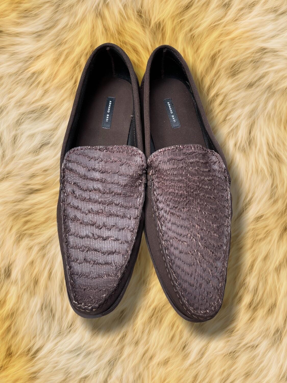 """**ESCAPARATE** Zapatos de hombre """"ARMAND BASI"""" (NUEVOS) T45/46"""