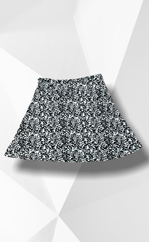 Falda de algodón B&W (TG)
